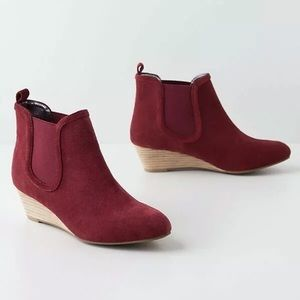 Anthro Pilcro And The Letterpress Chelsea Bootie